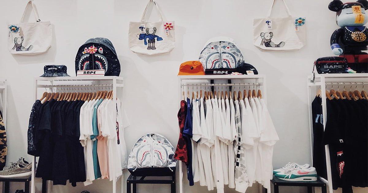 ขายเสื้อผ้าอย่างไรให้ขายดี