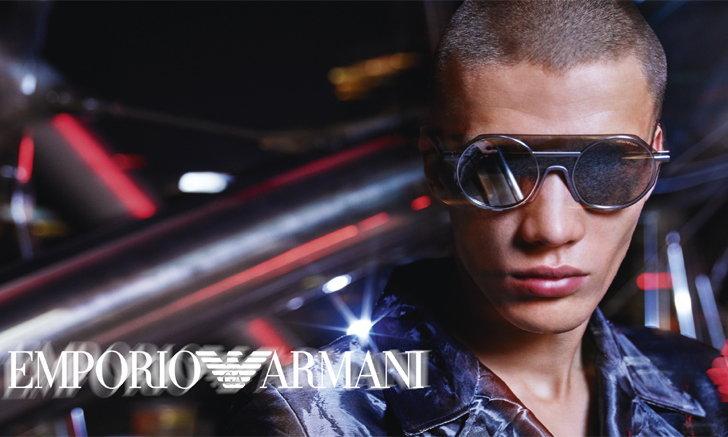 Read more about the article Emporio Armani เปิดตัวแว่นตาคอลเลคชั่น Spring/Summer 2020